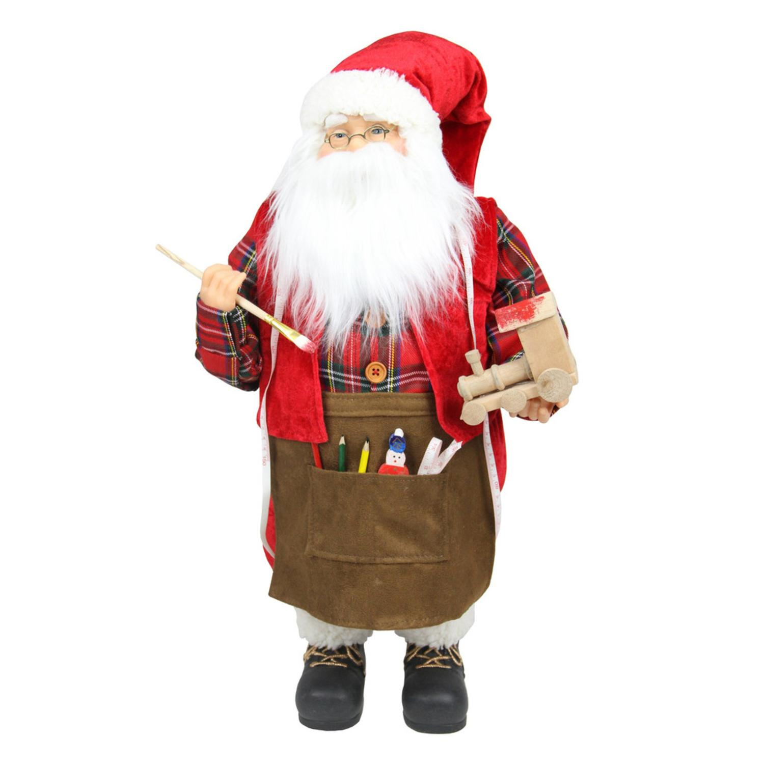 Wholesale toy train now available at wholesale central for Animated santa claus decoration