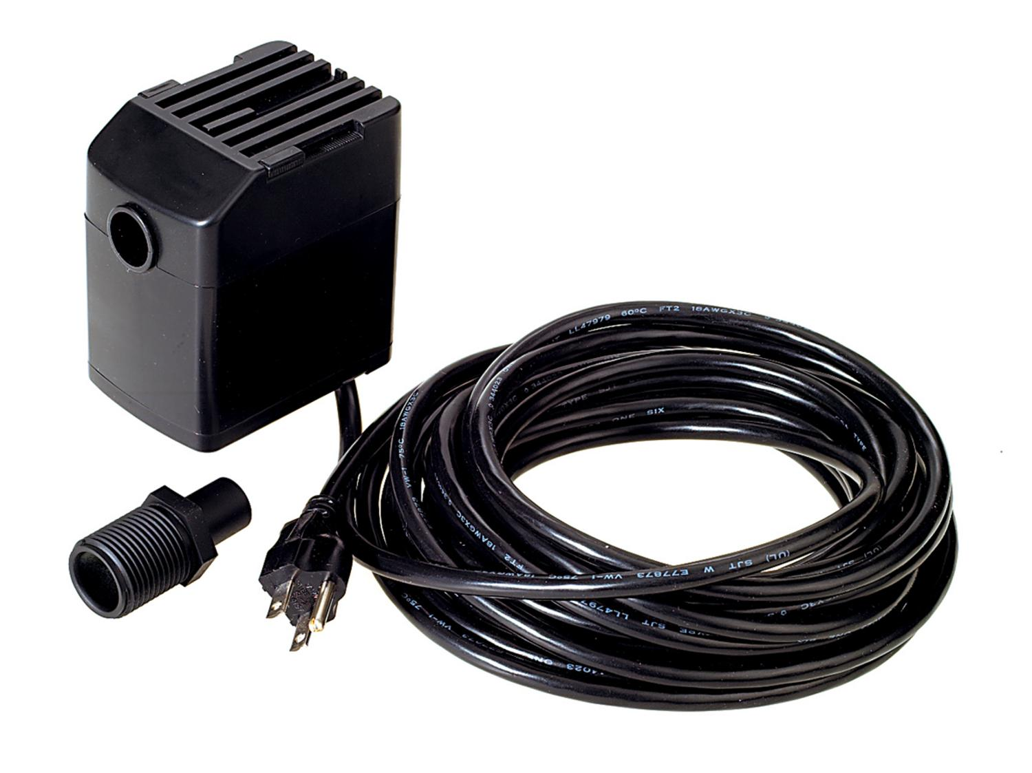 Hydrotools Electric Above Ground Swimming Pool Cover Siphon Pump Ebay