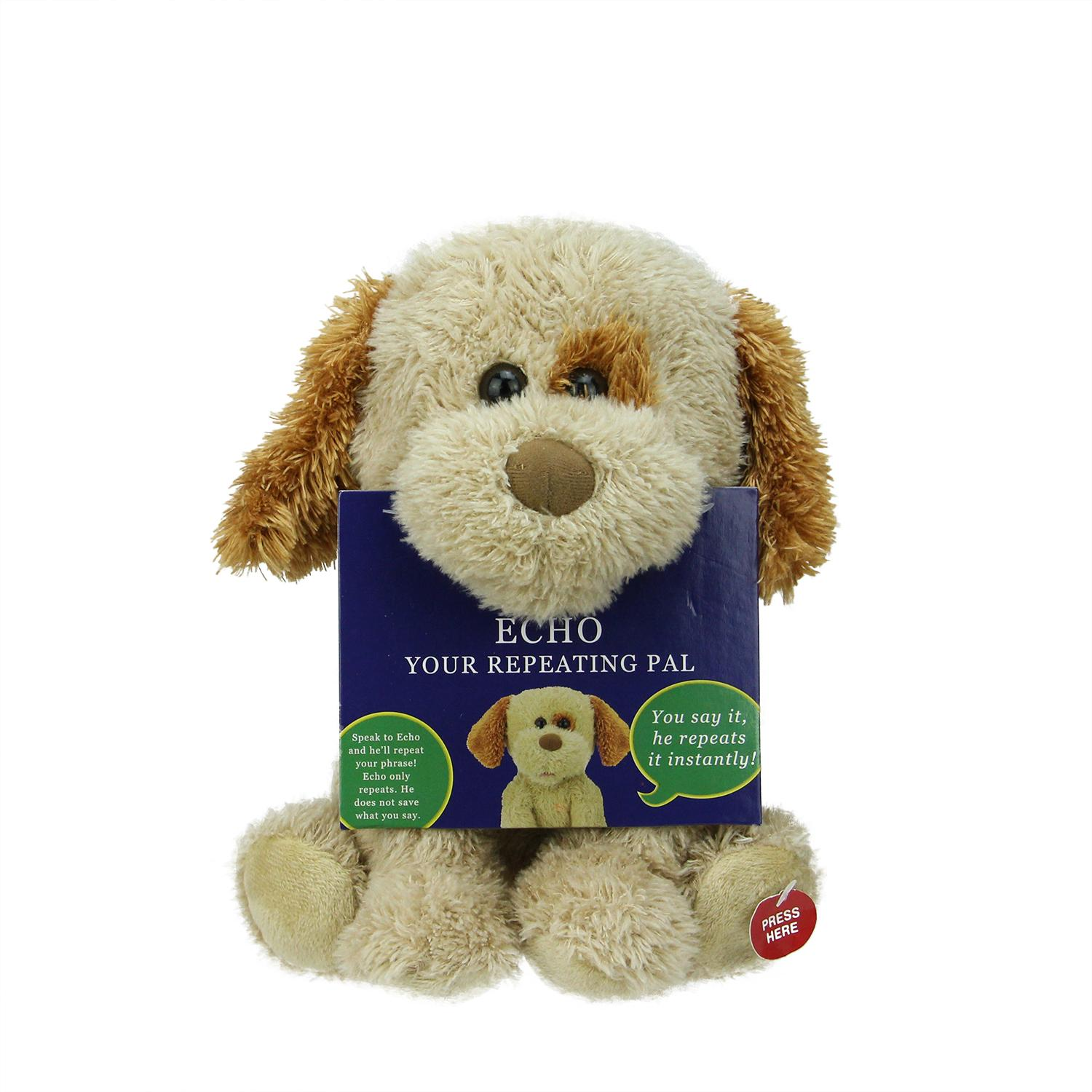 ''Pack of 6 Echo Your Animated  Repeating Puppy Dog Pal 9.5''''''