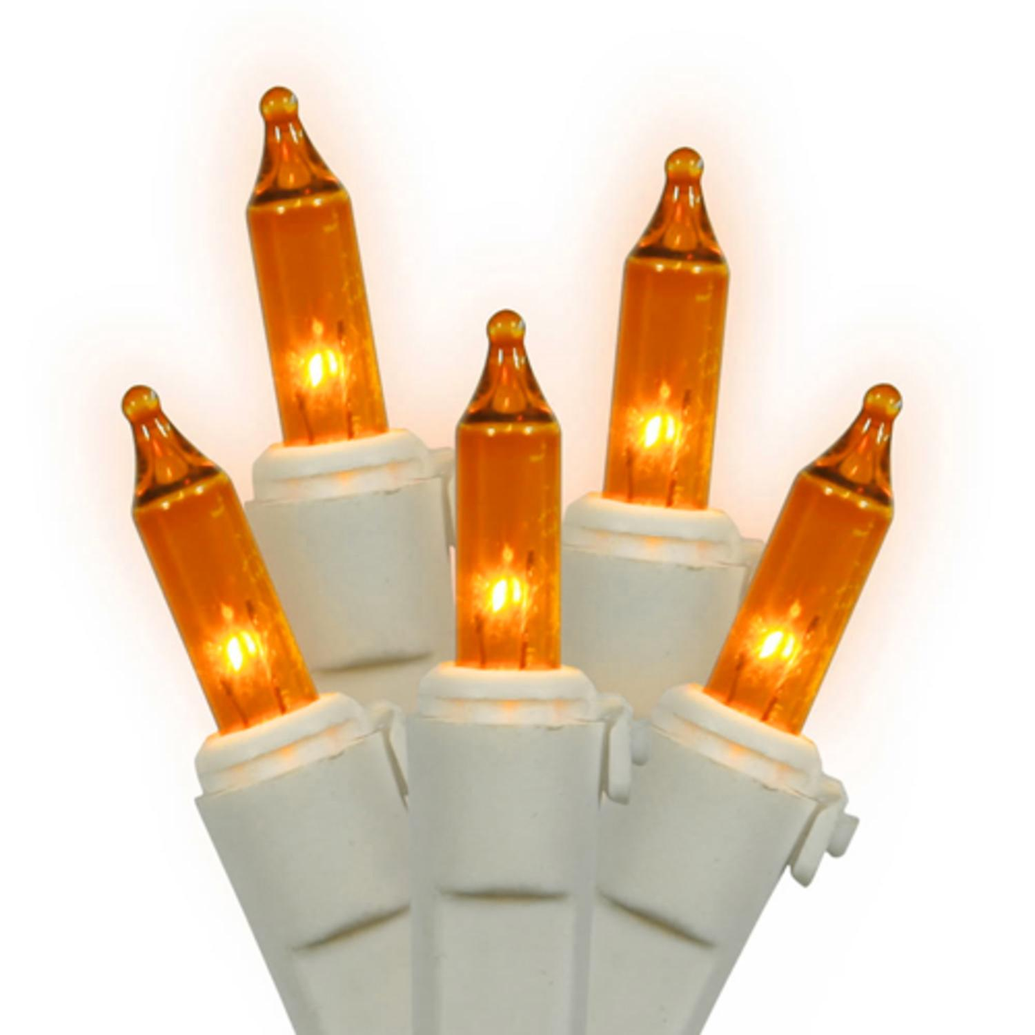 Christmas Mini Light Blinker Bulbs20 New Artificial Outdoor Trees Lamp Flasher Circuit Electronic Circuits And Diagramelectronics Set Of 150 Heavy Duty Amber Lights White