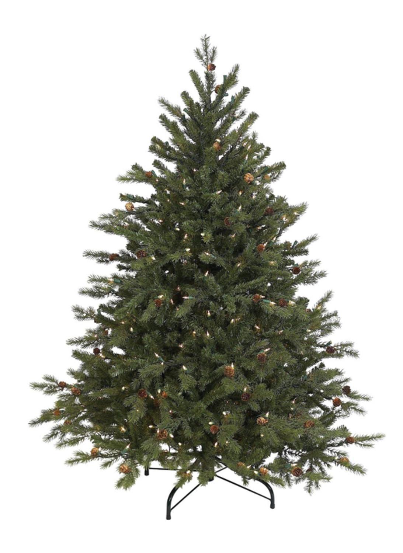 GKI/Bethlehem Lighting 4.5\' Hunter Fir Artificial Christmas Tree ...