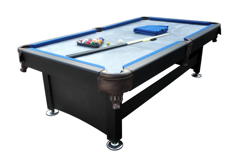 6 39 x 3 3 39 black and blue slate billiard and pool game for 1 slate pool table