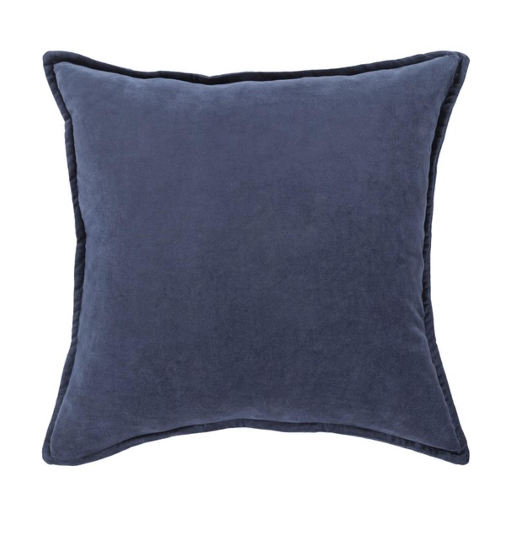 Muted Blue Throw Pillows : 18